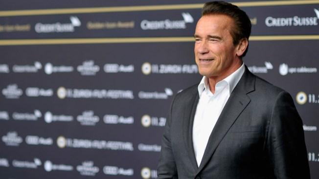 Schwarzenegger Undergoes Heart Valve Replacement Surgery