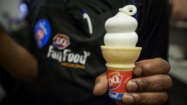 Dairy Queen, Rita's Give Out Free Treats to Celebrate Spring