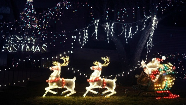 Find D.C.-Area Holiday Light Displays