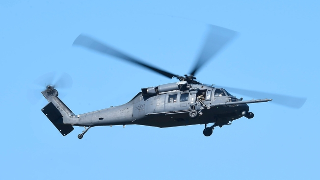US Helicopter Crashes in Iraq, Killing All 7 Aboard