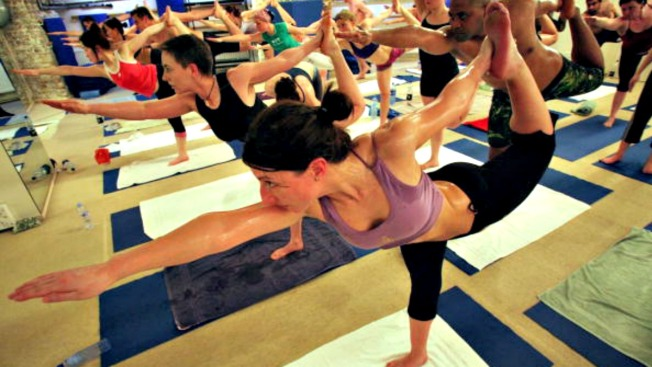"CEO to Pay D.C. ""Yoga Tax"" for Anacostia Gyms"