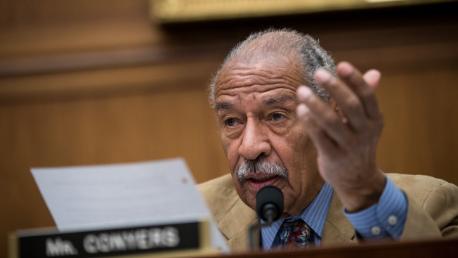 Rep. John Conyers' accuser speaks up about alleged sexual harassment