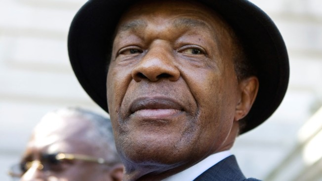 Special Election Set for Marion Barry's Ward 8 D.C. Council Seat