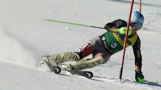 Ted Ligety Favored at Olympic Ski Season Kickoff