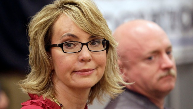 Former Arizona Rep. Gabby Giffords Pushing for Tougher Gun Laws in Virginia