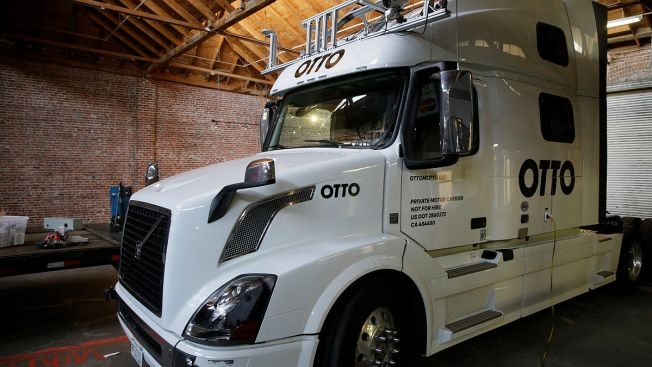 Startup Wants to Put Self-Driving Big Rigs on U.S. Highways