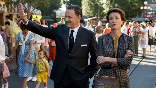 """Inside """"Saving Mr. Banks"""": Bringing the Clash Between Walt Disney and Mary Poppins' Creator to Life"""