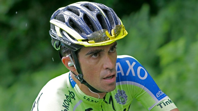 2-Time Winner Alberto Contador Drops Out of Tour de France