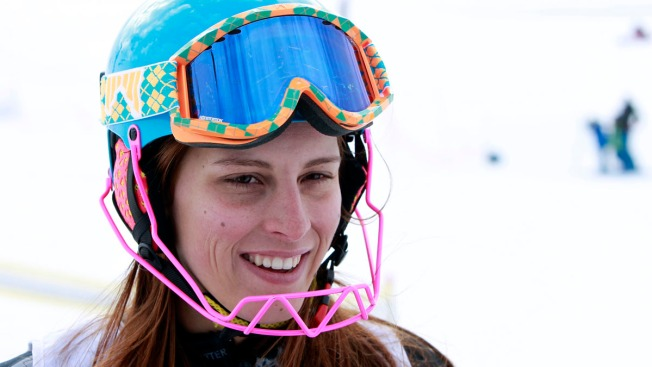 Skier: Focus on Competition Not My Topless Photos