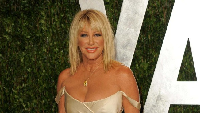 Suzanne Somers Proves Miley Cyrus' No Sex After 40 Comment Wrong: I Do It Twice a Day