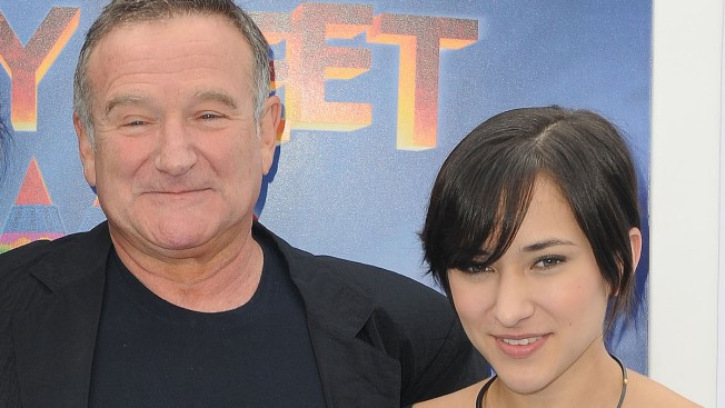 Robin Williams' Daughter Zelda Taking a Break From Social Media Ahead of Anniversary of His Death