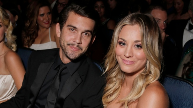 "Kaley Cuoco Says She's ""Too Busy"" to Plan Her Wedding to Ryan Sweeting Right Now"