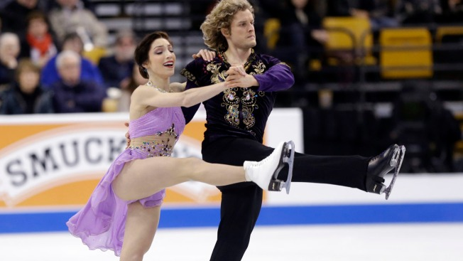 Davis, White Win 6th Straight U.S. Ice Dance Title