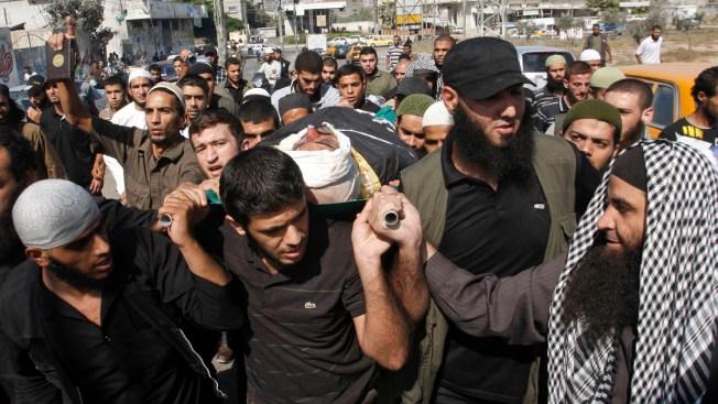 Jihadi Head Says Gaza Groups Are Growing