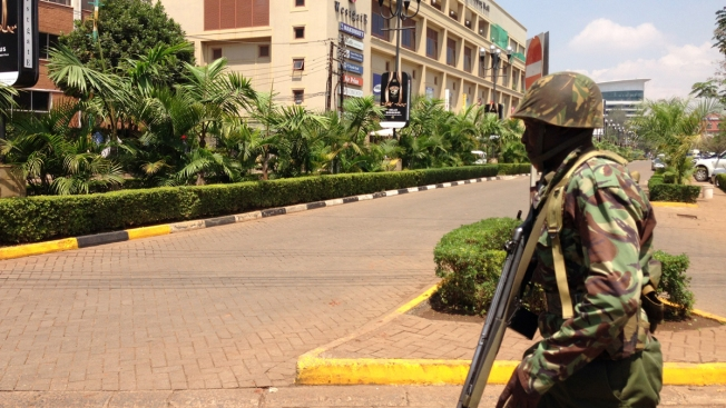 Reports: Md. Woman Hid in Stairwell During Nairobi Shooting