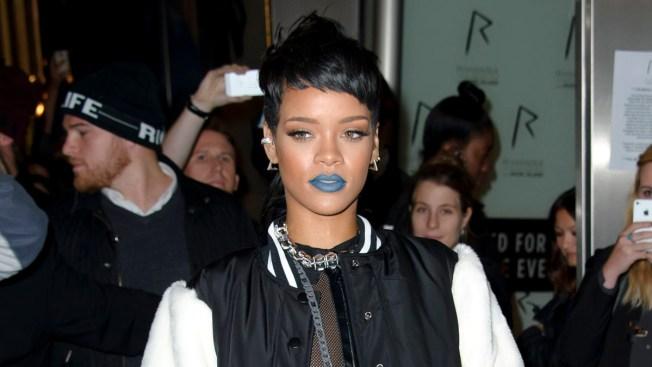 Trespasser Arrested At Rihanna's California Home