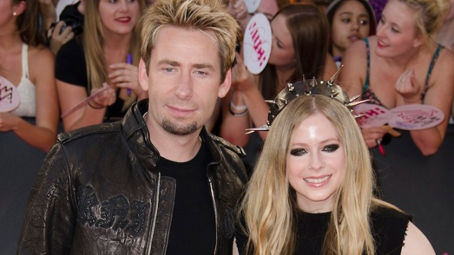 Avril Lavigne and Chad Kroeger Separating After 2 Years of Marriage