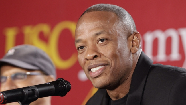 Compton to Get Dr. Dre's New Album Royalties