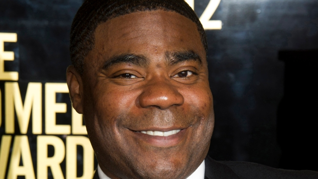 "Tracy Morgan Says He's Feeling ""Strong"" After Crash"