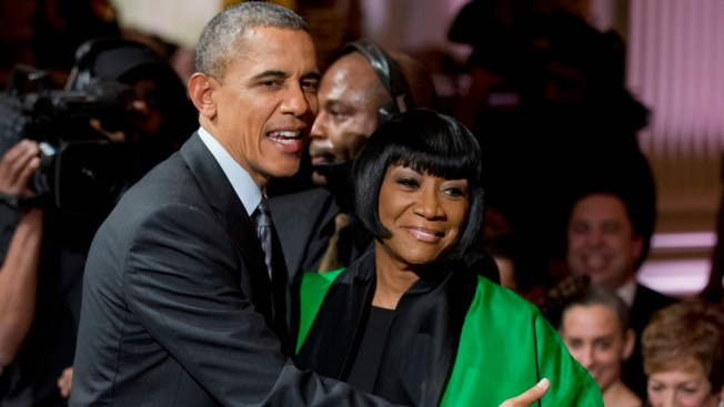 """Obama Shows His """"R-S-P-E-C-T"""" for """"Women of Soul"""""""