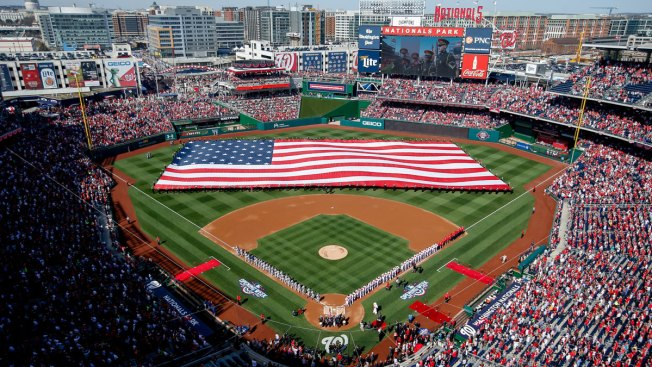 Washington Nationals Auditioning National Anthem Singers