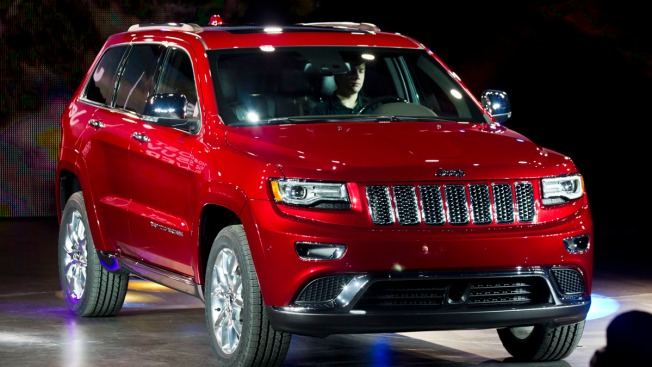 Chrysler to Recall 870,000 SUVs for Brake Defect