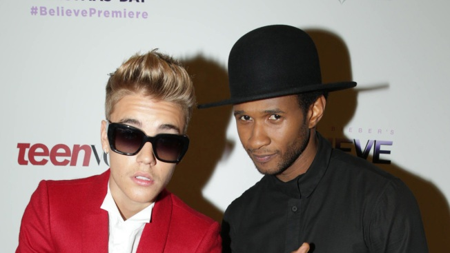 """Usher Defends Justin Bieber: """"He Is Unequivocally Not a Racist"""""""
