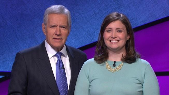 """""""Jeopardy!"""" Record Breaker Julia Collins Extends Winning Streak"""