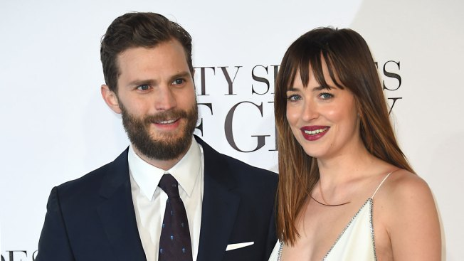 New 'Fifty Shades Darker' Trailer is Full of Suspense, PDA