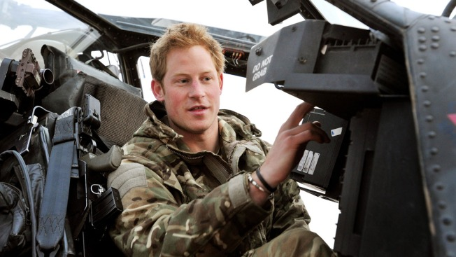 Prince Harry Ends Role as Helicopter Pilot