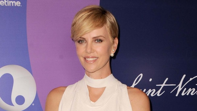 Charlize Theron Recovering After Neck Surgery