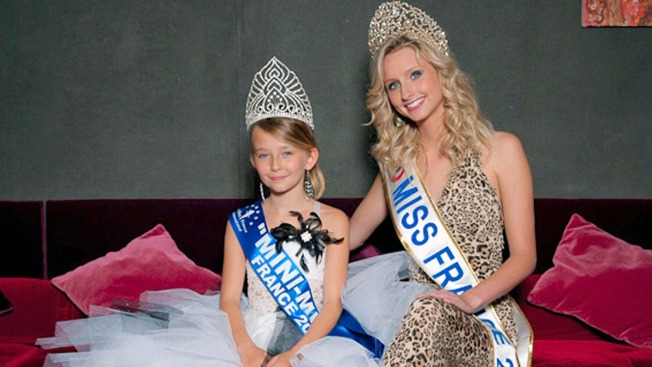 French Senate Moves to Ban Child Beauty Pageants
