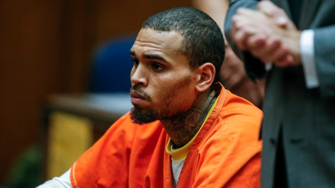 Chris Brown Taken Into Custody by U.S. Marshals; Will Be Brought to D.C. for Trial