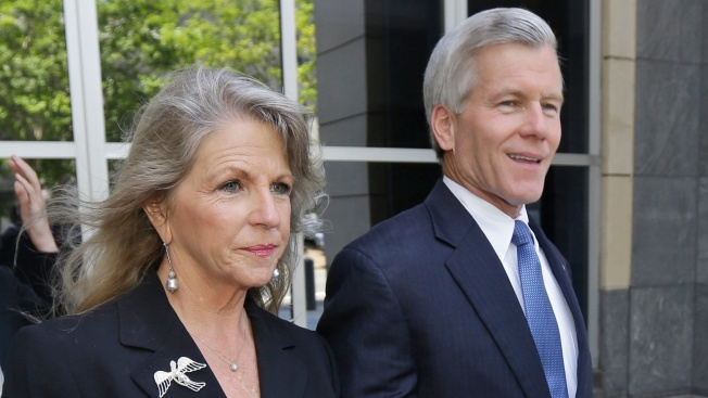 Experts: 2-Year Sentence for Ex-Va. Gov. McDonnell Good News for Wife