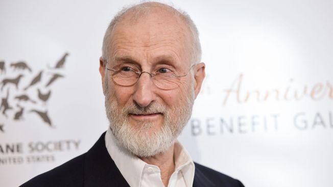 Actor James Cromwell Arrested at Power Plant Protest
