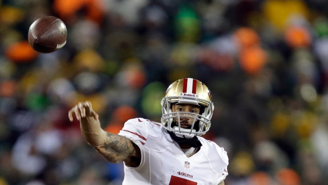 49ers Edge Packers 23-20 in Frigid Wild-Card Game