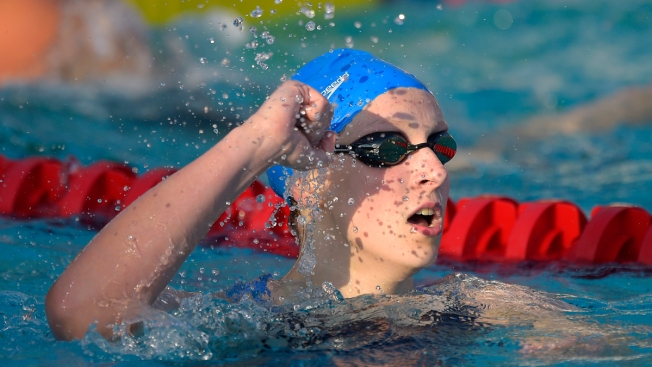 Katie Ledecky Defers Stanford Enrollment to Focus on Olympics