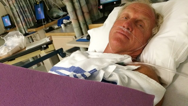 """Still Have Left Hand"": Golfer Greg Norman Injured in Chain Saw Accident"