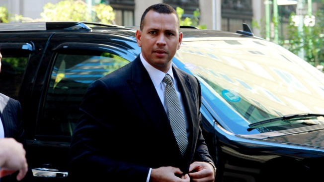 Police Finish Probe Into Theft of Alex Rodriguez Documents