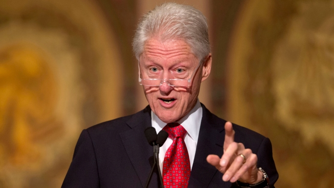 Bill Clinton to Speak to Brown Supporters