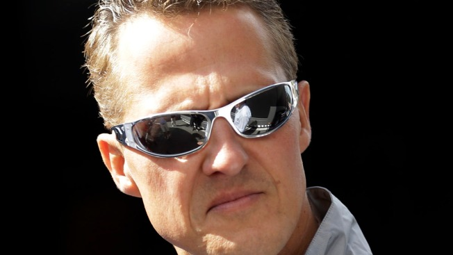Small Improvement for Schumacher After 2nd Surgery