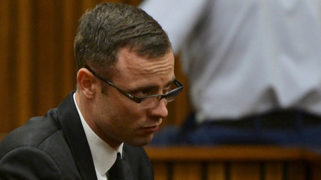 Pistorius Trial: Shooting Scene Photos Shown