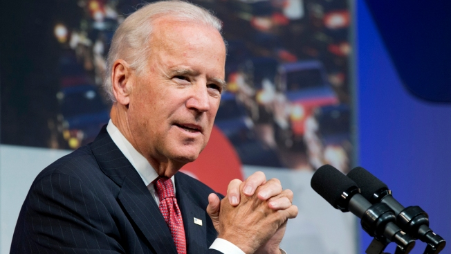 Joe Biden in Md. to Discuss Funds for Rape Kit Testing