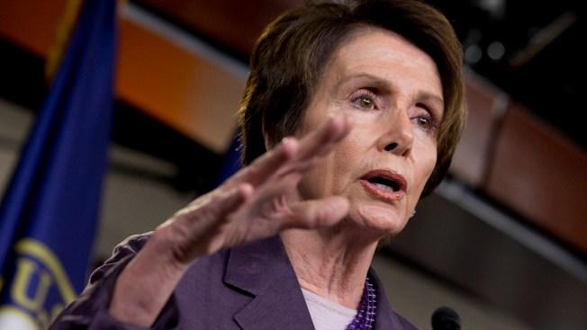 Pelosi Visits Texas Border, Has Little Hope for Reform