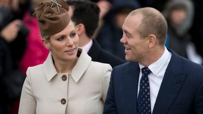 Queen's Granddaughter Zara Has Baby Girl: Palace