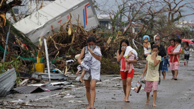 Typhoon Victims: How to Help