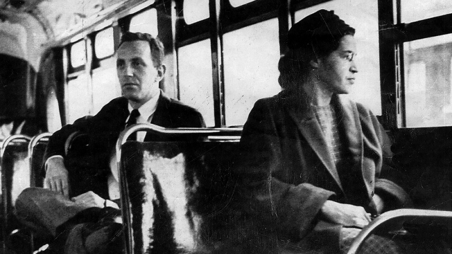 [NATL] 62nd Anniversary of Rosa Park's Arrest and Montgomery Bus Boycott