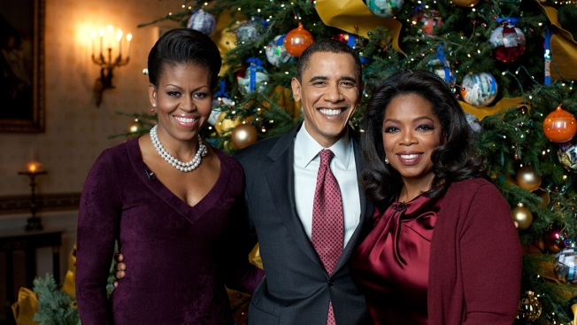 Winfrey, Witherspoon Among Guests on Michelle Obama Tour