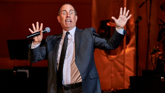 Jerry Seinfeld Sets Year-Long NYC Residency