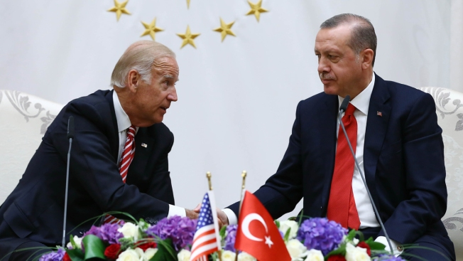 Biden Calls on Turkey to Be Patient in Case of Muslim Cleric Living in Pennsylvania